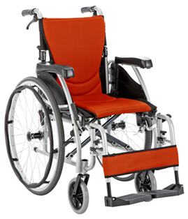 Karma Wheelchair S Ergo 125 Detachable Assisted Living